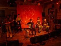 Marta a Rasputin band