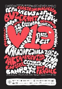 Plakát Webrovkafest 2014