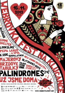 Plakát Webrovkafest 2019