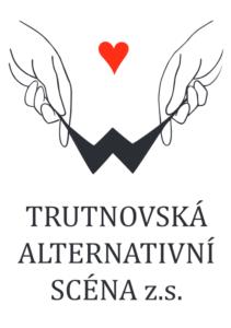 Logo Trutnovská alternativní scéna